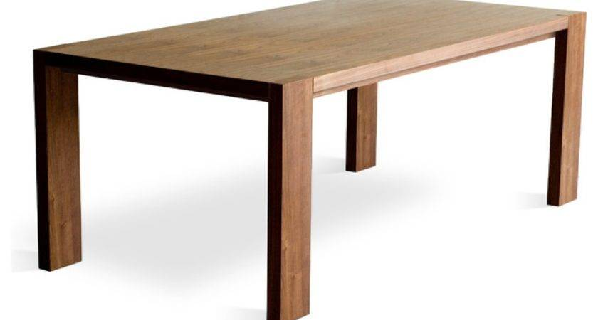 Dining Tables Modern Plank Table