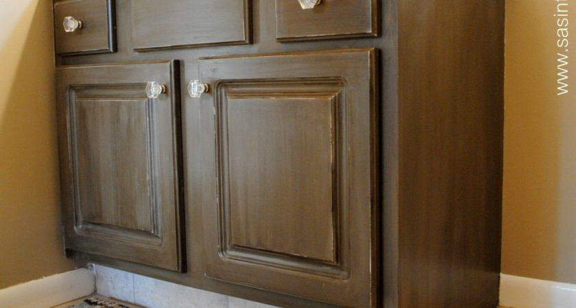 Distress Kitchen Cabinets All House Design