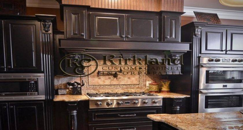 Distressed Kitchen Cabinets Rustic