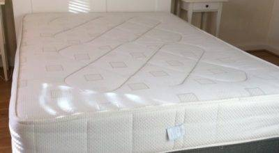 Divan Double Bed Ikea Brimnes Headboard Sale