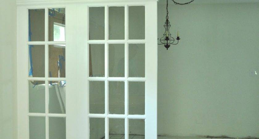 Divide Your Space Using French Doors Room Dividers