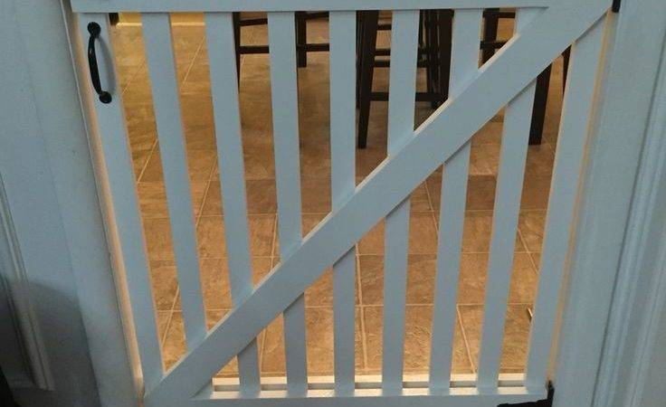 Diy Baby Gate Solutions Pin Pinterest