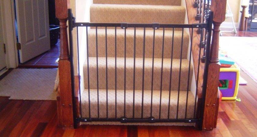 Diy Barn Door Baby Gate Bitdigest Design Ideas