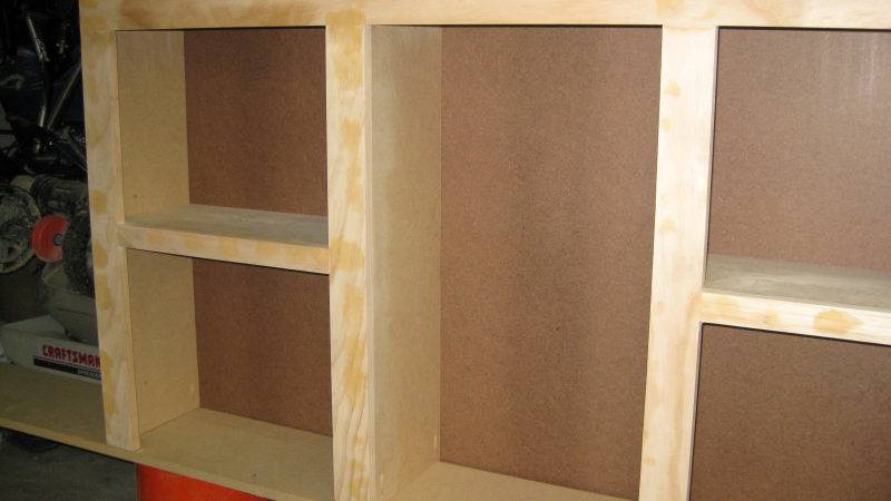 Diy Bookcase Headboard Plans Cooing Wis