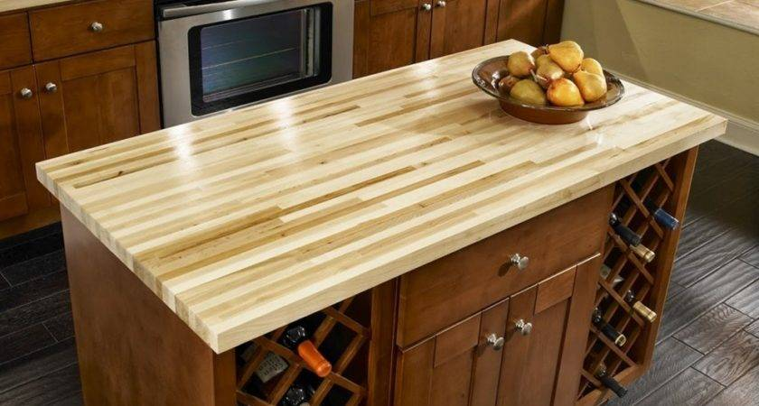 Diy Budget Friendly Butcher Block Countertops Fall Home