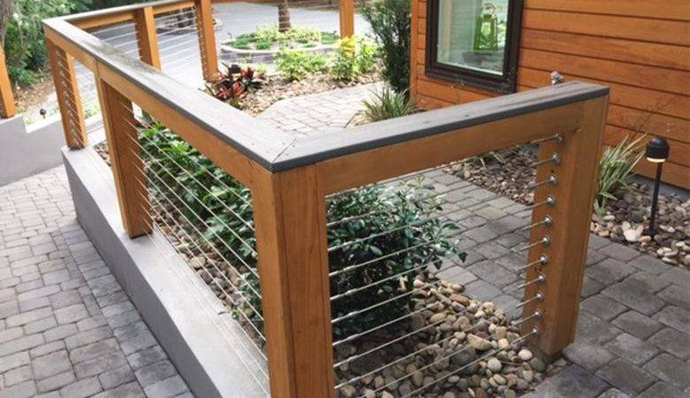 Diy Cable Railing System Stainless
