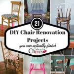 Diy Chair Renovation Projects Can Actually Finish