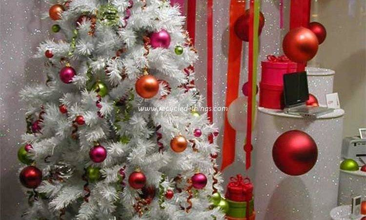 Diy Christmas Decorating Ideas Recycled Things