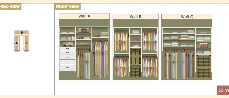 Diy Closet System Plans Designer Trapped Lawyer Body