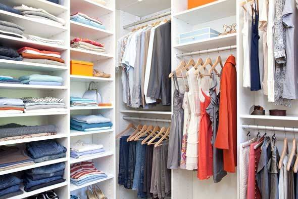 Diy Closet Systems Make Your House Comfortable Home