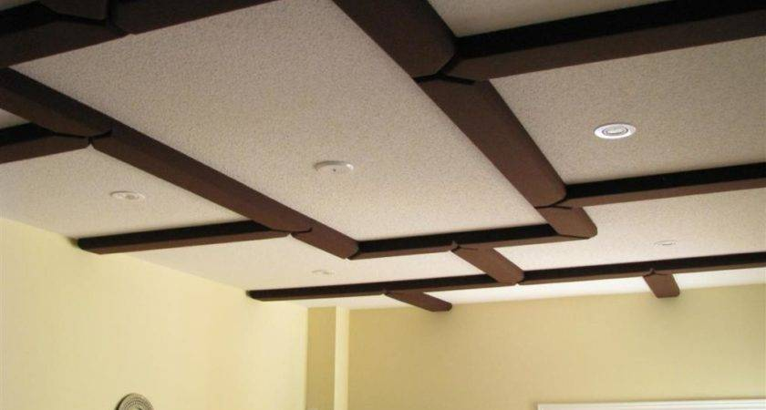 Diy Coffered Ceiling Design All Furniture Wooden Style
