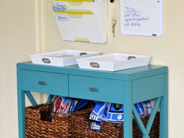 Diy Command Center Mom Timeout