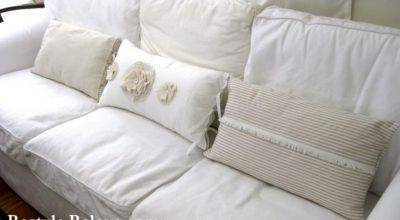 Diy Couch Cushion Covers