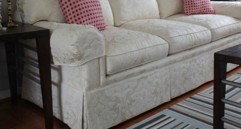 Diy Couch Makeovers Creative Solutions Tired