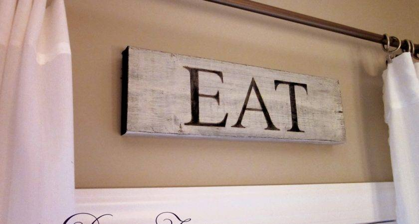 Diy Design Fanatic Painted Wood Sign