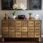 Diy Faux Card Catalog Cabinet Apothecary