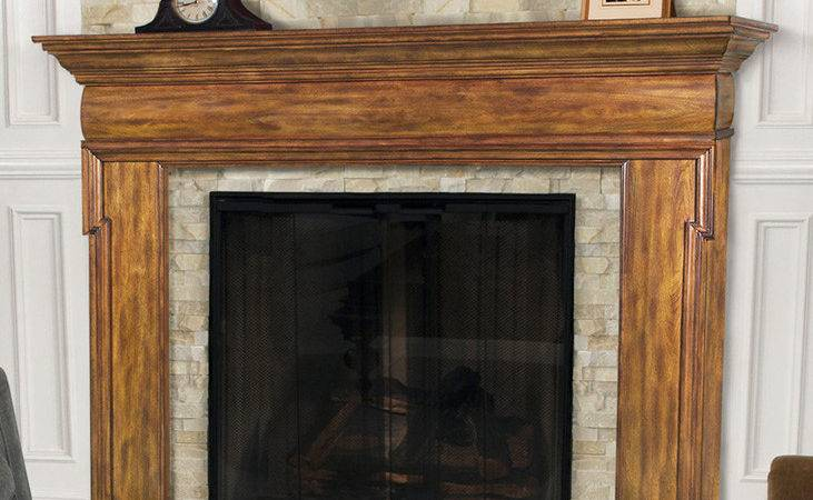 Diy Faux Fireplace Surround Design Ideas