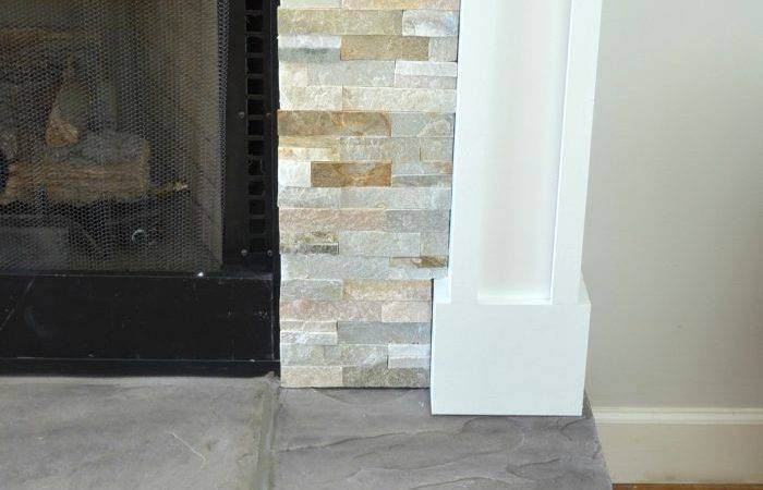 Diy Fireplace Makeover Home Barkers
