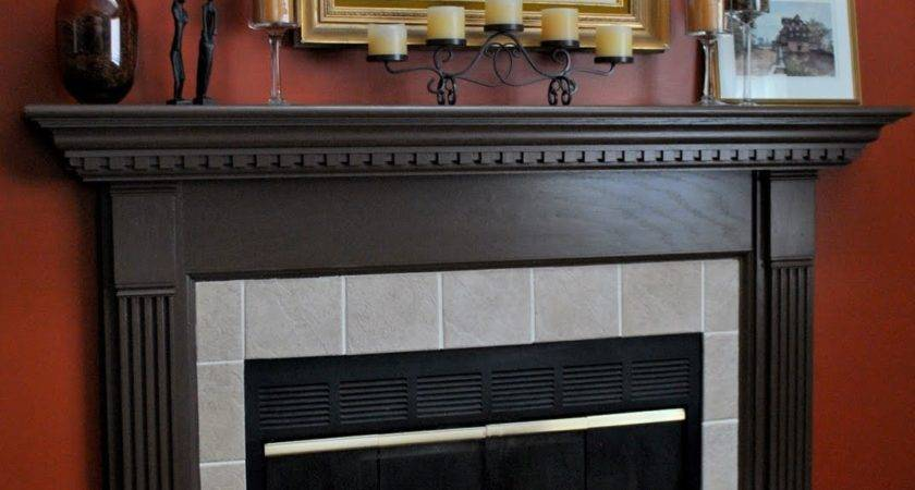 Diy Fireplace Surround Transformation Jenna Burger