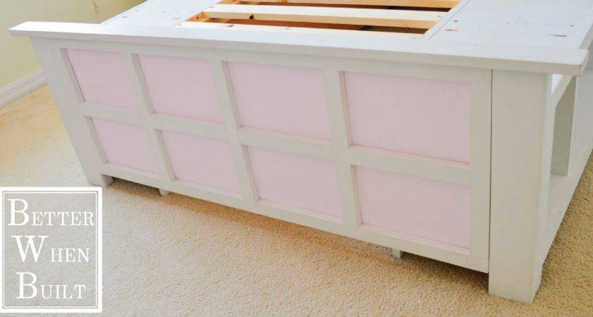 Diy Footboard Better Built