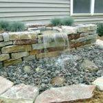 Diy Front Yard Landscaping Pondless Waterfall Joy Studio