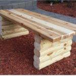 Diy Garden Bench Plans Love Build Home