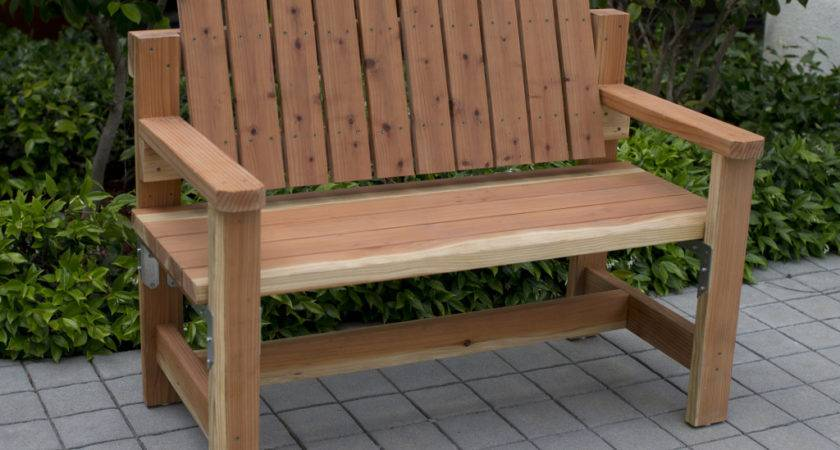 Diy Garden Bench Preview Done Right
