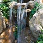 Diy Garden Ideas Waterfalls Inspiration