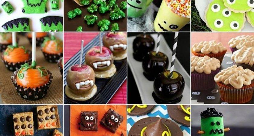 Diy Halloween Party Ideas Decoration Treats