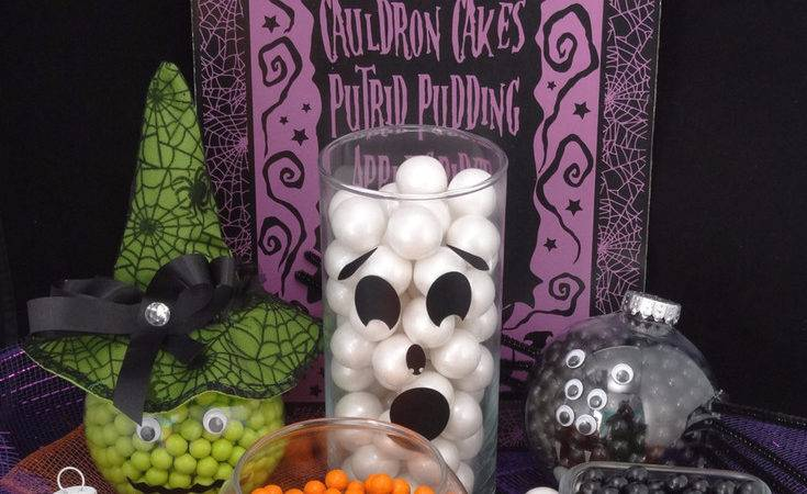 Diy Halloween Treats Celebration Frey Fun