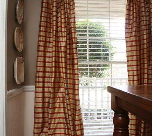 Diy Homemade Window Coverings Ideas Craft Projects