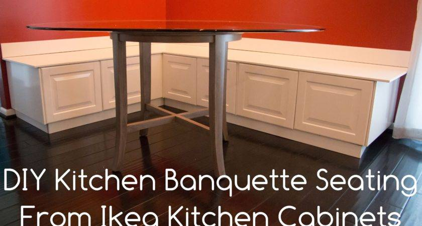 Diy Ikea Kitchen Banquette Seating Archives Super Nova Wife