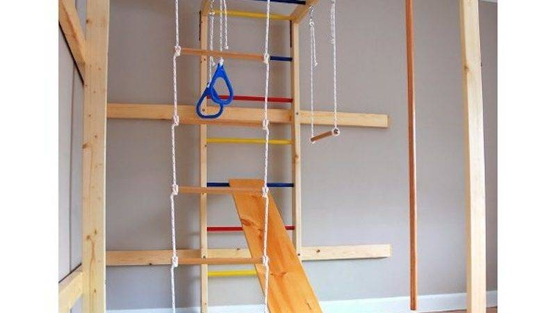 Diy Indoor Playground Pixshark