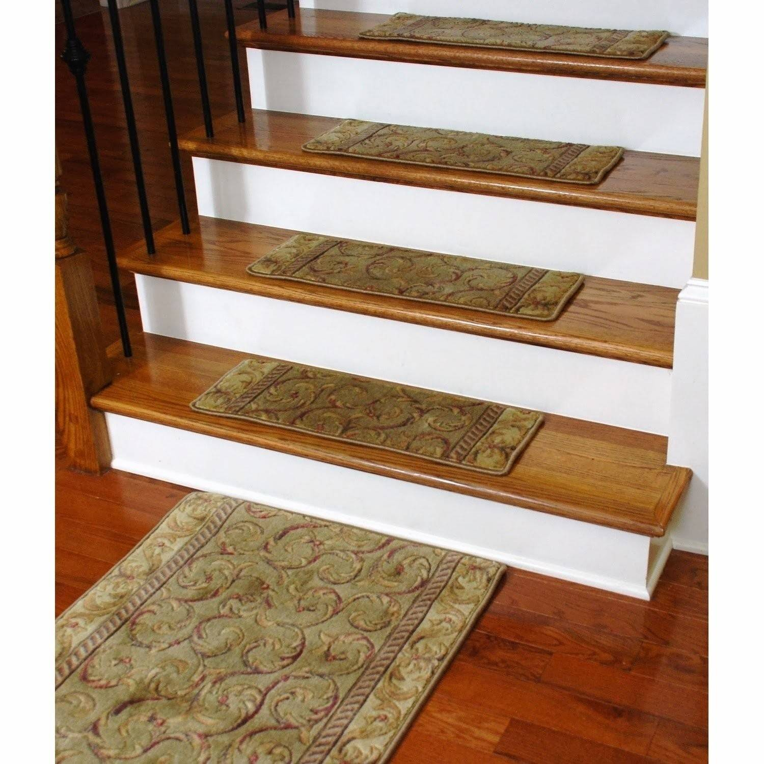 Diy Stair Treads Out Of Flor Tiles: The 19 Best Diy Stair Treads