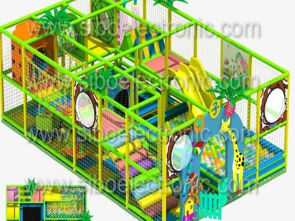 Diy Kids Playground Indoor Play Centers