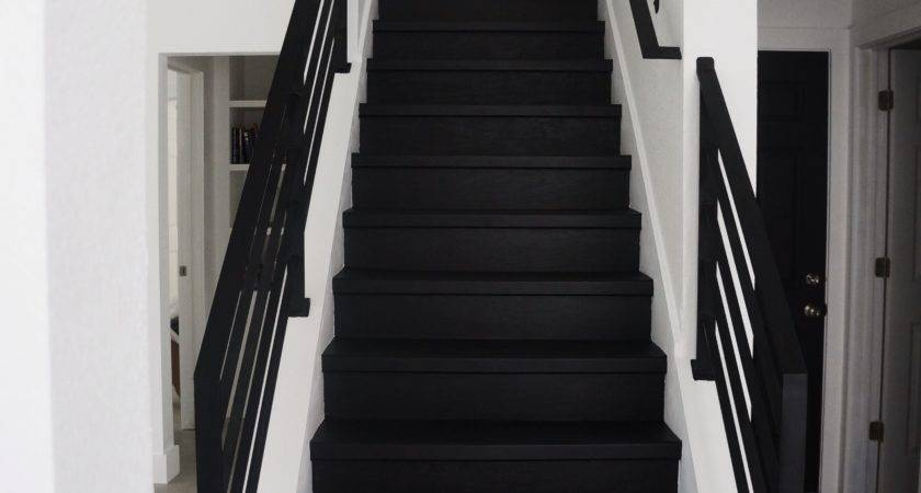 Diy Made Over Stairs Before After