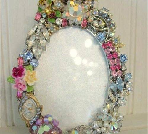 Diy Mirror Frame Ideas Craft Projects
