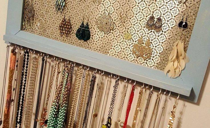 Diy Most Coolest Hanger Ideas Your Jewelry Storage