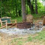 Diy Outdoor Fire Pit Ideas Simple Backyard