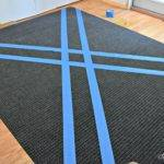 Diy Painted Outdoor Rug Creatively Living Blog