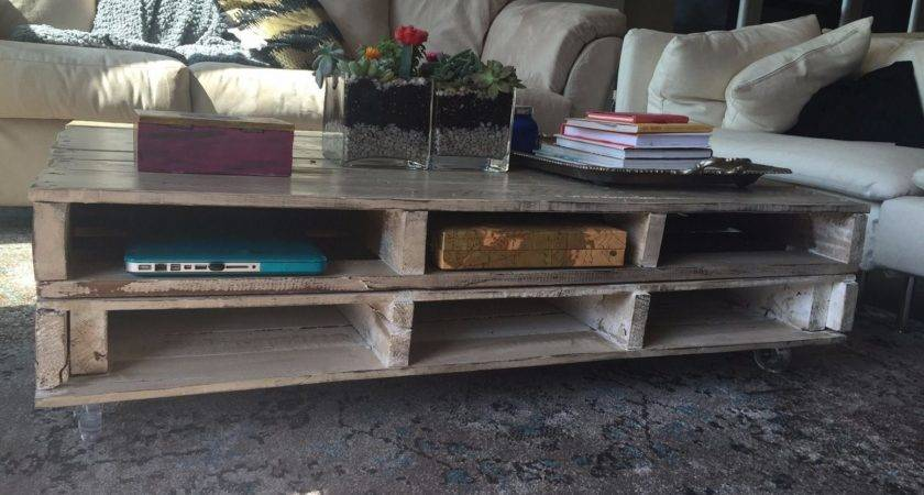 Diy Pallet Coffee Table Useful Guide