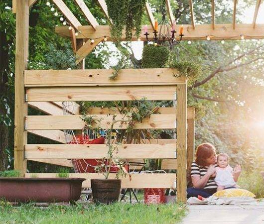 Diy Pergola Plans Ideas Can Build Your Garden