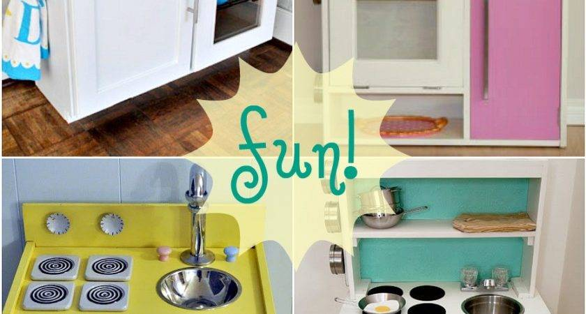Diy Play Kitchen Project Ideas Dans Lakehouse