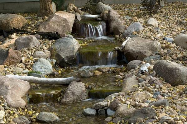 Diy Pond Waterfall Outdoortheme