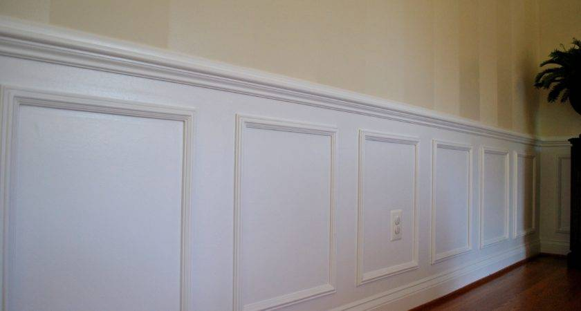Diy Pre Made Shadow Box Moulding Panels Decor
