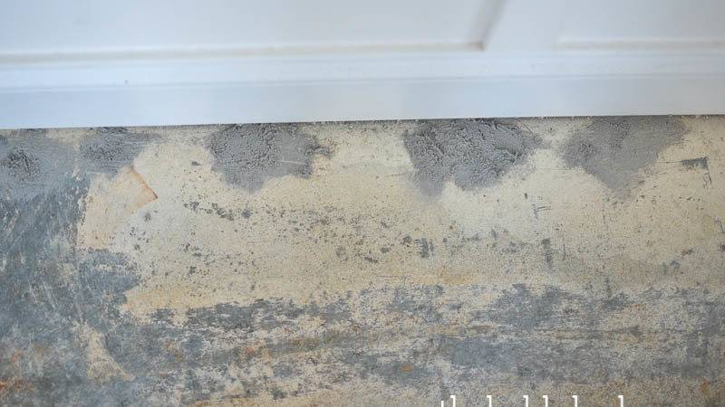 Diy Prep Concrete Slab Floor Painting