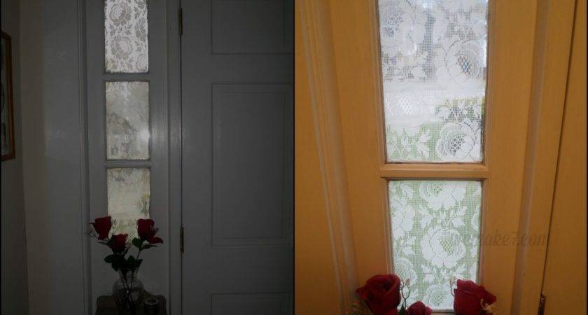 Diy Privacy Window Film Project Wemake