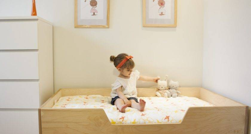 Diy Projects Toddler Bed Birch Plywood
