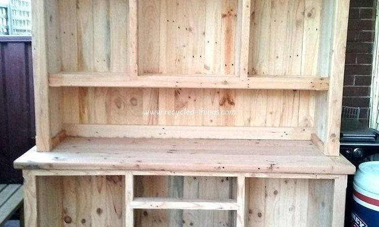 Diy Projects Wooden Pallets Recycled Things