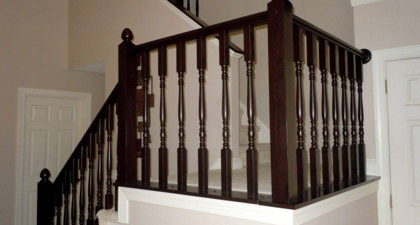 Diy Railing Stairs Pool Home Decorations Insight